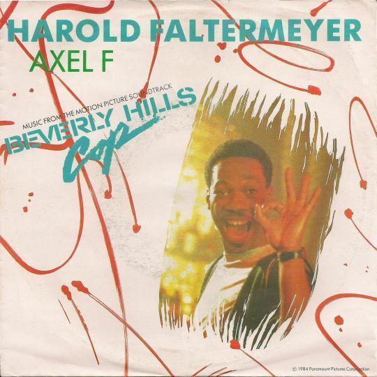 Coverafbeelding Harold Faltermeyer - Axel F