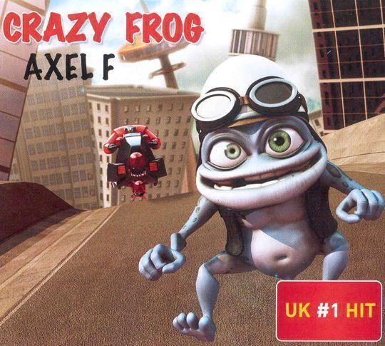 Coverafbeelding Crazy Frog - Axel F