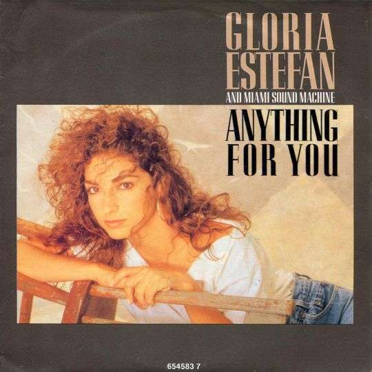 Coverafbeelding Gloria Estefan and Miami Sound Machine - Anything For You