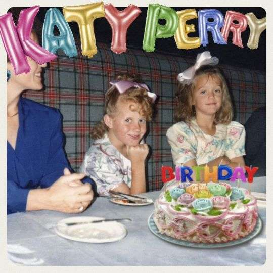 Coverafbeelding Birthday - Katy Perry