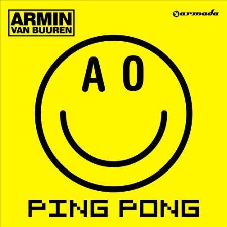 Coverafbeelding Ping Pong - Armin Van Buuren