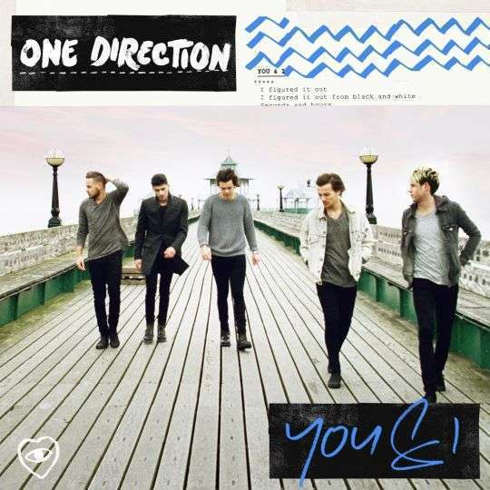 Coverafbeelding You & I - One Direction