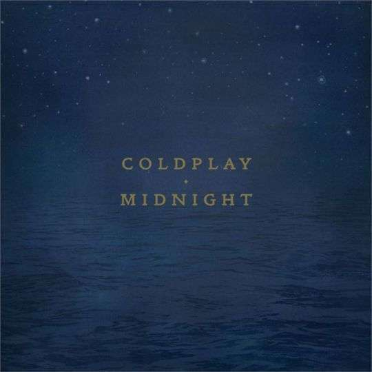 Coverafbeelding Midnight - Coldplay