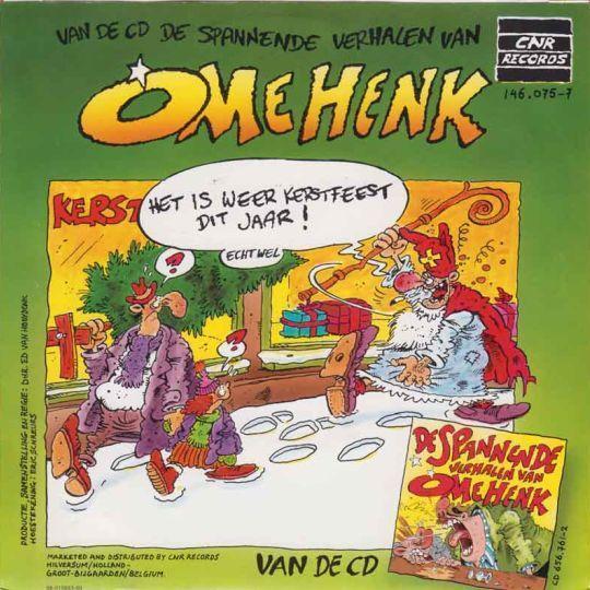 Coverafbeelding Ome Henk - Het Is Weer Kerstfeest Dit Jaar!