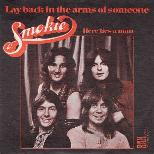 Coverafbeelding Lay Back In The Arms Of Someone - Smokie
