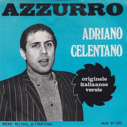 Coverafbeelding Azzurro - Adriano Celentano