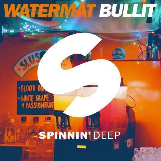 Coverafbeelding Watermät - Bullit