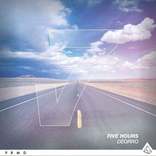 Coverafbeelding Five Hours - Deorro