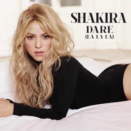 Coverafbeelding Dare (La La La) - Shakira