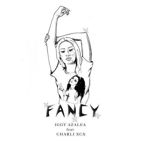 Coverafbeelding Fancy - Iggy Azalea Feat Charli Xcx