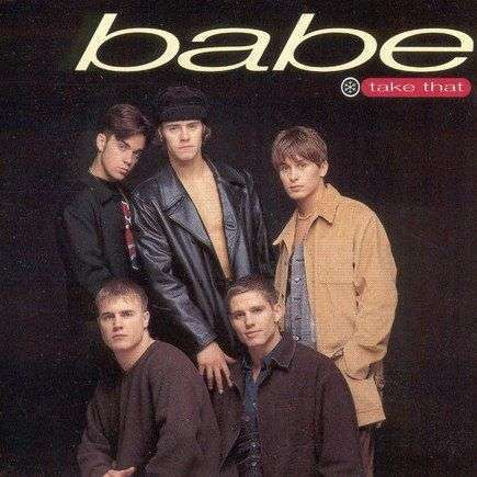 Coverafbeelding Babe - Take That
