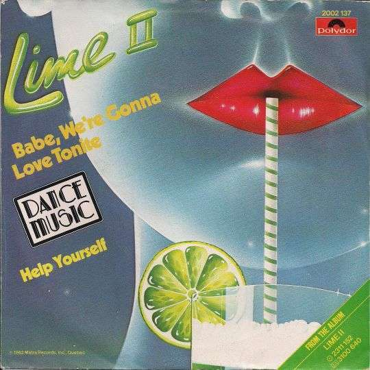 Coverafbeelding Babe, We're Gonna Love Tonite - Lime Ii
