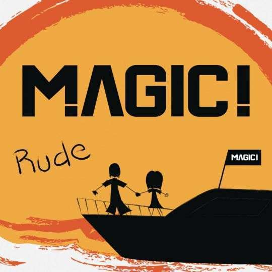 Coverafbeelding Magic! - Rude