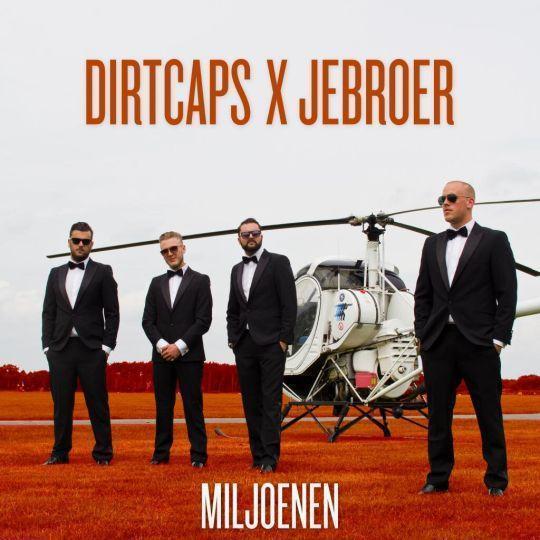Coverafbeelding Miljoenen - Dirtcaps X Jebroer