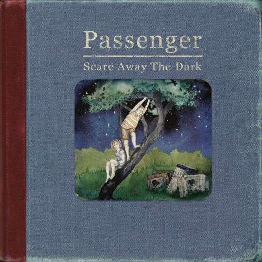 Coverafbeelding Scare Away The Dark - Passenger