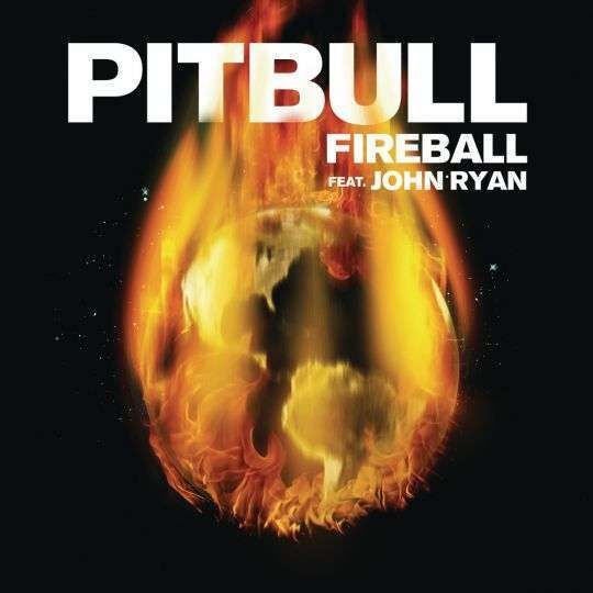 Coverafbeelding Fireball - Pitbull Feat. John Ryan