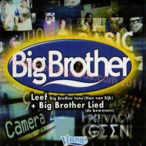 Coverafbeelding Han Van Eijk - Leef - 'Big Brother Tune'