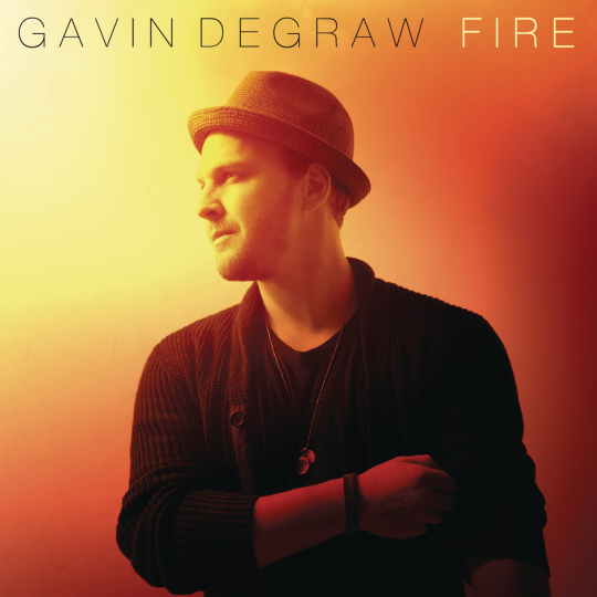 Coverafbeelding Fire - Gavin Degraw
