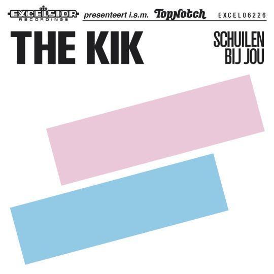 Coverafbeelding Schuilen Bij Jou - The Kik