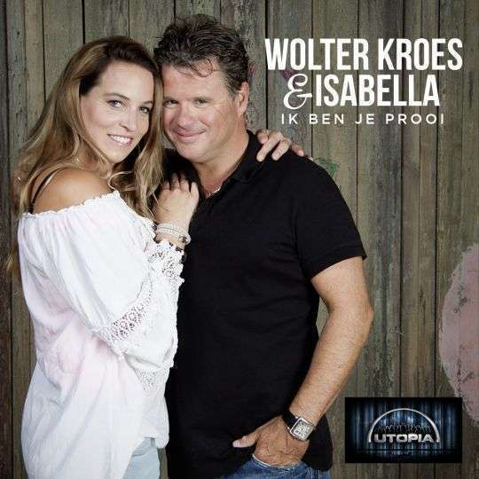 Coverafbeelding Ik Ben Je Prooi - Wolter Kroes & Isabella