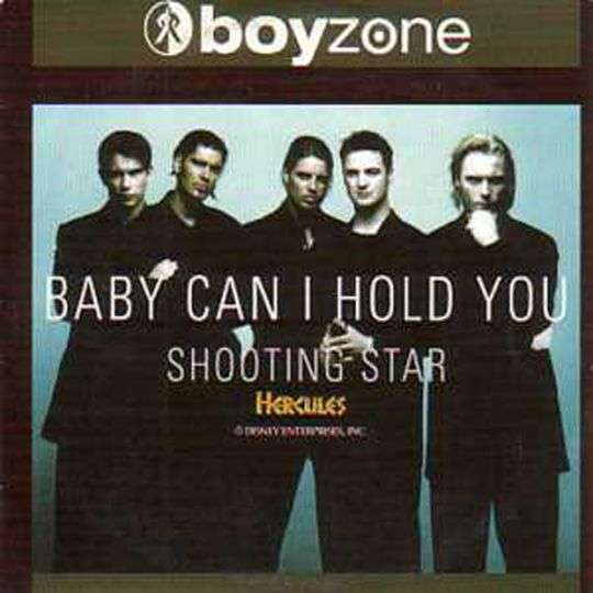 Coverafbeelding Baby Can I Hold You - Boyzone