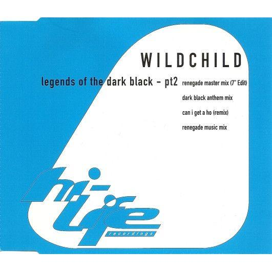 Coverafbeelding Legends Of The Dark Black - Pt2 - Wildchild