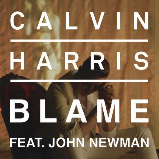 Coverafbeelding Blame - Calvin Harris Feat. John Newman