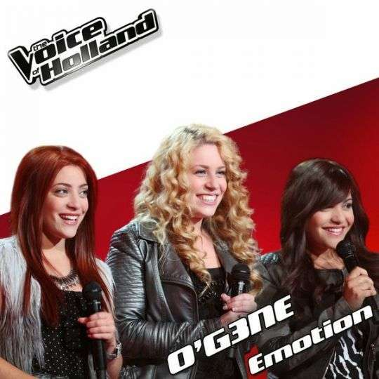 Coverafbeelding Emotion - O'g3Ne