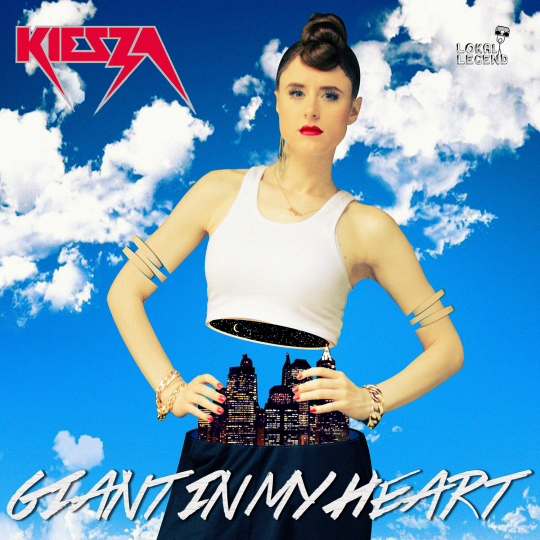 Coverafbeelding Giant In My Heart - Kiesza