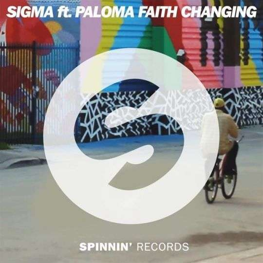 Coverafbeelding Changing - Sigma Ft. Paloma Faith