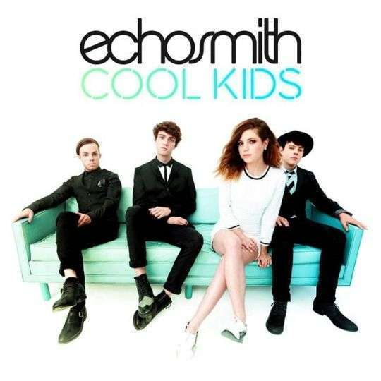 Coverafbeelding Echosmith - Cool kids