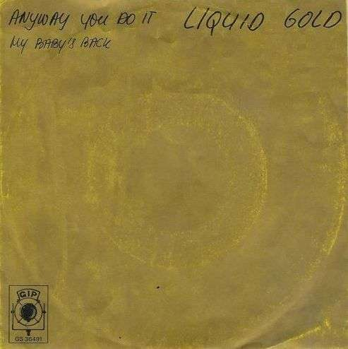 Coverafbeelding Liquid Gold - Anyway You Do It