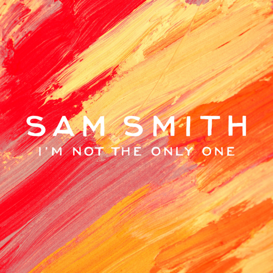 Coverafbeelding I'm Not The Only One - Sam Smith