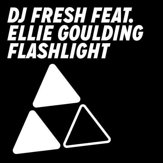 Coverafbeelding Flashlight - Dj Fresh Feat. Ellie Goulding