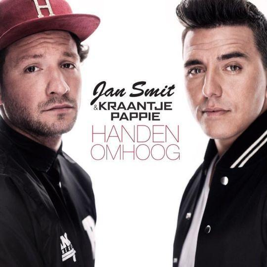 Coverafbeelding Handen Omhoog - Jan Smit & Kraantje Pappie