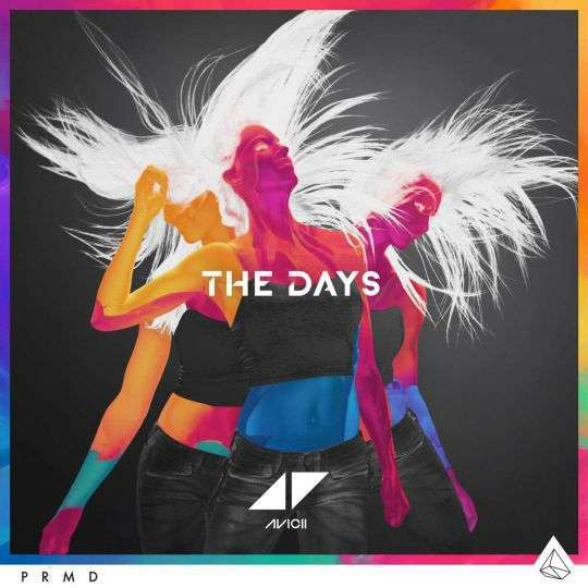Coverafbeelding The Days - Avicii