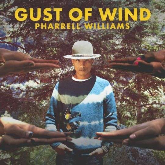 Coverafbeelding Pharrell Williams - Gust of wind