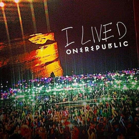Coverafbeelding OneRepublic - I lived
