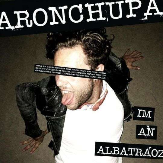 Coverafbeelding AronChupa - Im an albatraoz