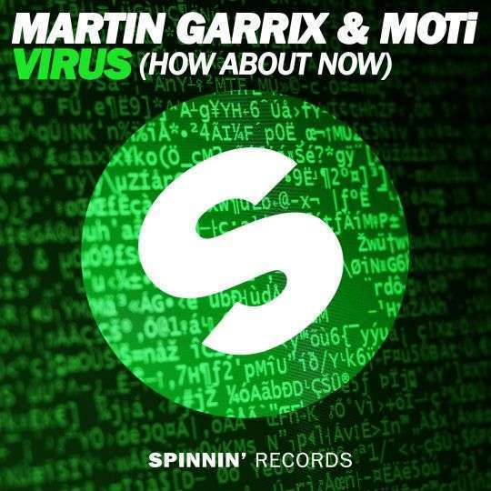 Coverafbeelding Virus (How About Now) - Martin Garrix & Moti