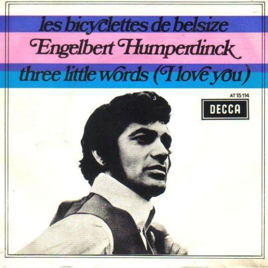 Coverafbeelding Les Bicyclettes De Belsize - Engelbert Humperdinck