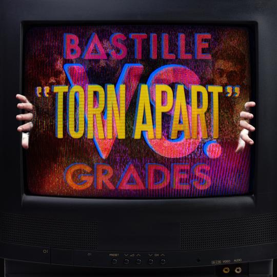 Coverafbeelding Bastille vs. Grades - Torn apart