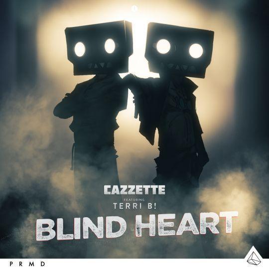 Coverafbeelding Blind Heart - Cazzette Featuring Terri B!