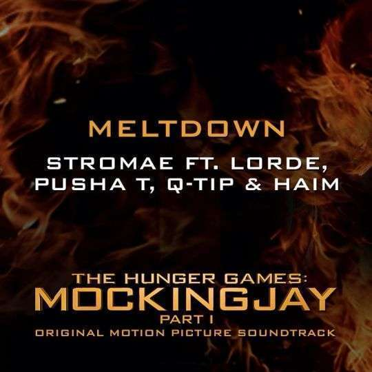 Coverafbeelding Meltdown - Stromae Ft. Lorde, Pusha T, Q-tip & Haim