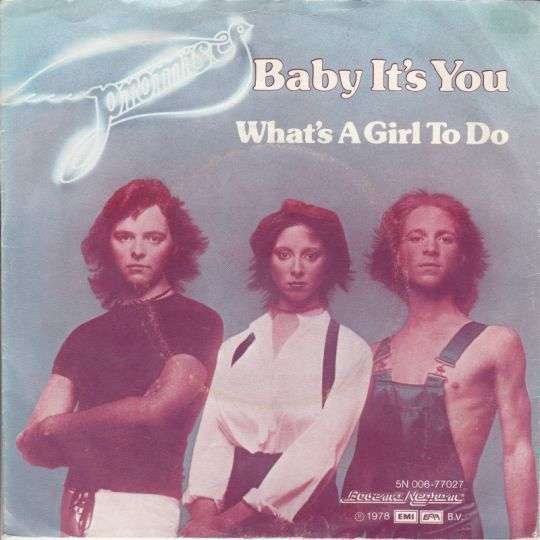 Coverafbeelding Promises - Baby It's You