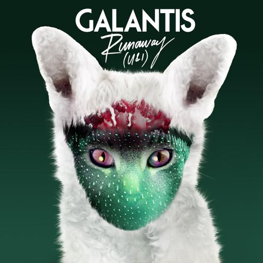 Coverafbeelding Runaway (U & I) - Galantis