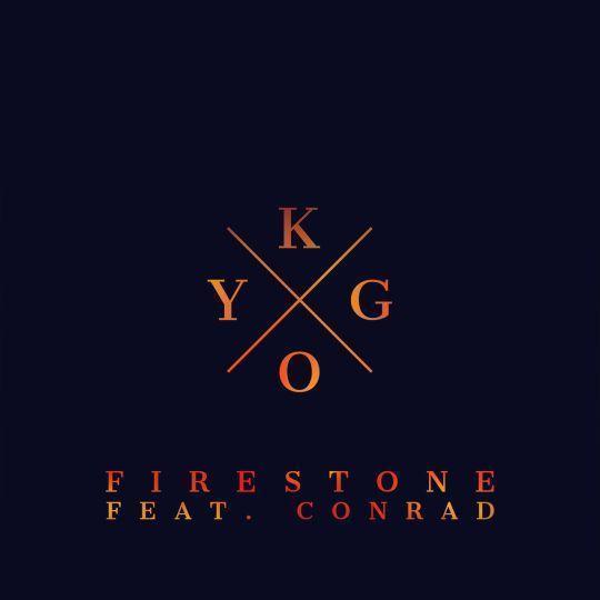 Coverafbeelding Firestone - Kygo Feat. Conrad