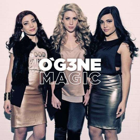 Coverafbeelding Magic - O'g3Ne