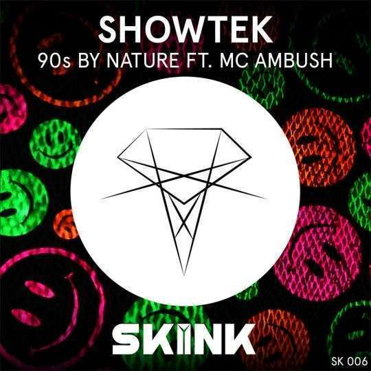 Coverafbeelding 90S By Nature - Showtek Ft. Mc Ambush