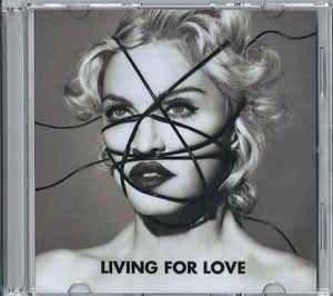 Coverafbeelding Madonna - Living for love